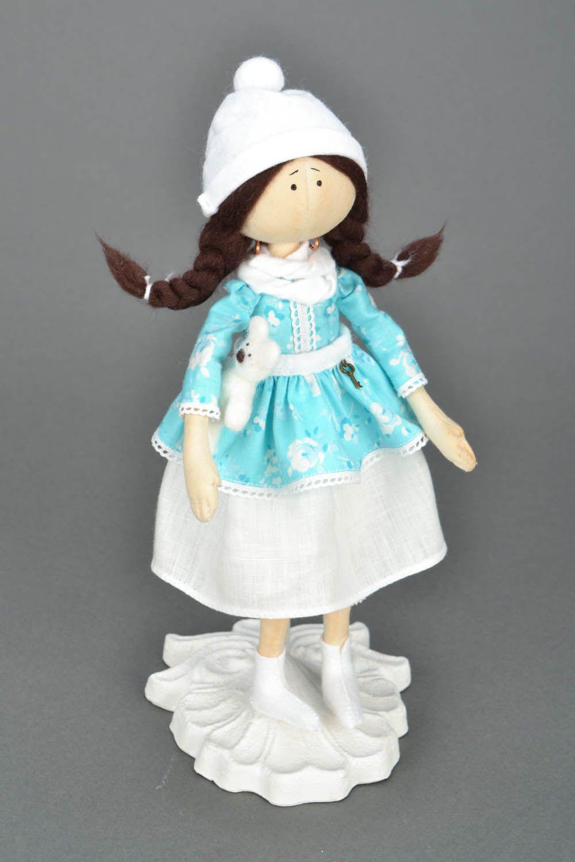 Homemade New Year's doll photo 1