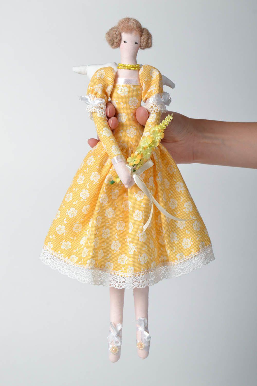 Handmade interior doll photo 4