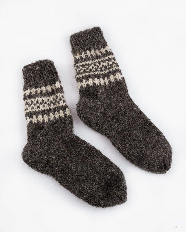 madeheart chaussettes grises en laine pour homme. Black Bedroom Furniture Sets. Home Design Ideas