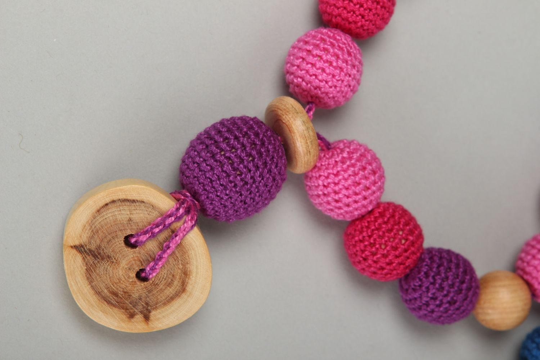 para recién nacidos Collares de lactancia hechos a mano bisutería natural accesorios para mamá , MADEheart
