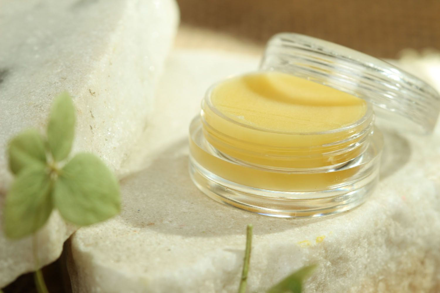 Solid perfume with flower aroma photo 3