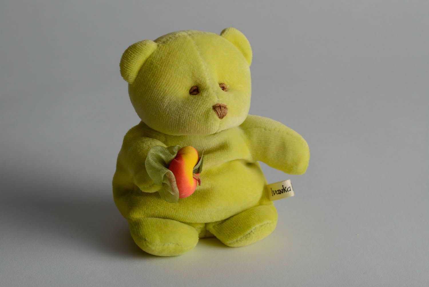 Flavored soft toy Antistress photo 1