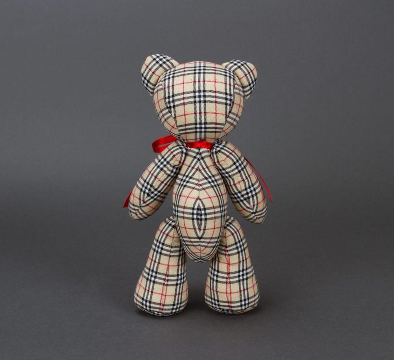 Soft toy bear photo 5