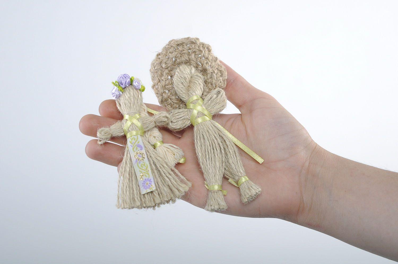 Handmade ethnic dolls photo 2