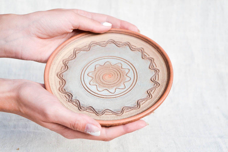 Homemade home decor ceramic plate ceramic dishes souvenir ideas handmade  gifts