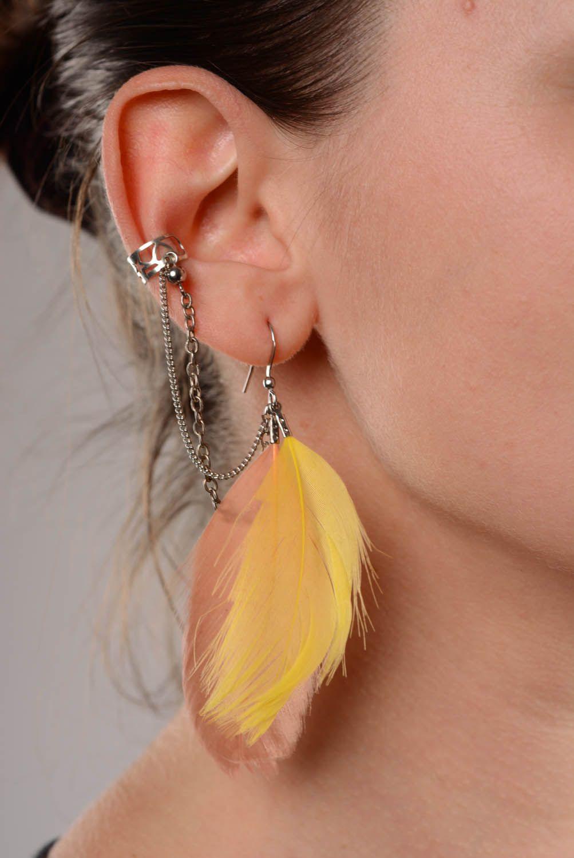 Handmade ear cuffs  photo 3
