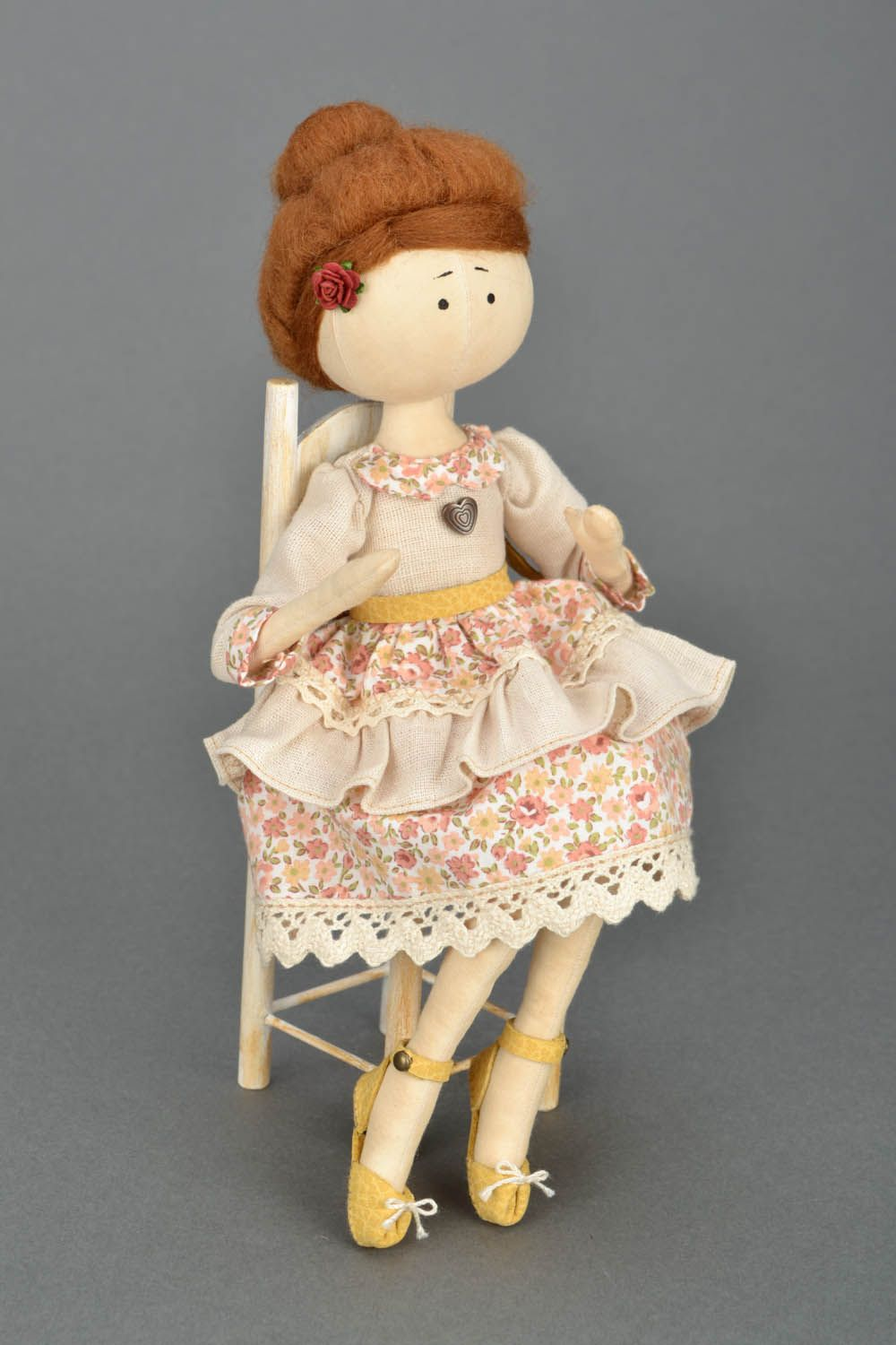 Designer's doll Young Lady photo 1