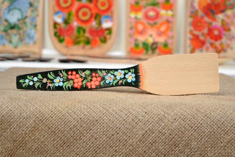 MADEHEART > Handmade Pfannenwender aus Holz Küchen Zubehör Holz ...