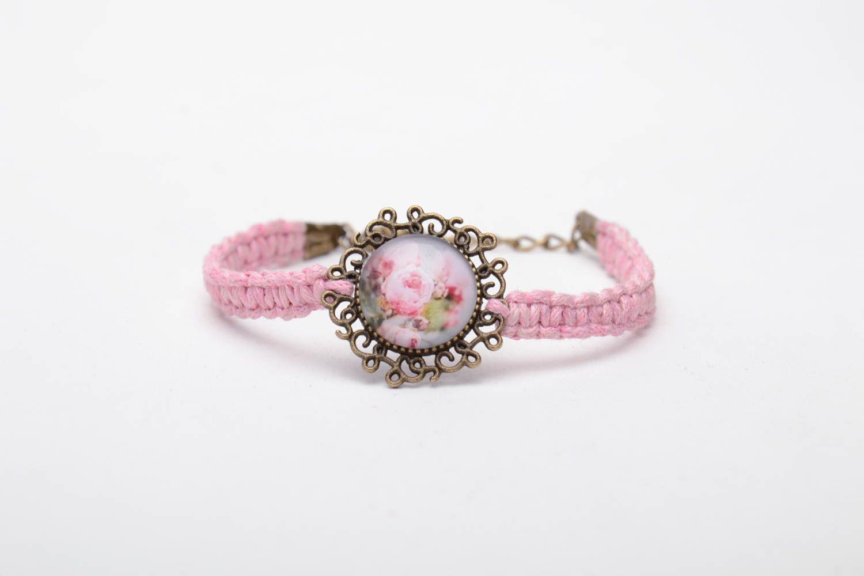 Tender vintage woven bracelet photo 3