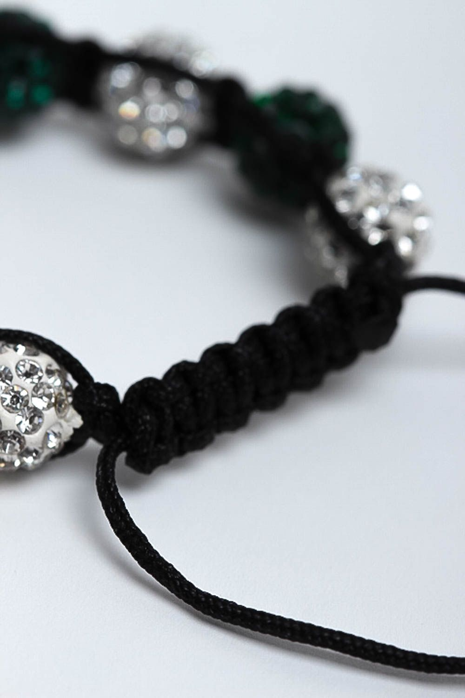 Handmade jewelry designer bracelet beaded bracelet fashion accessories gift idea photo 7