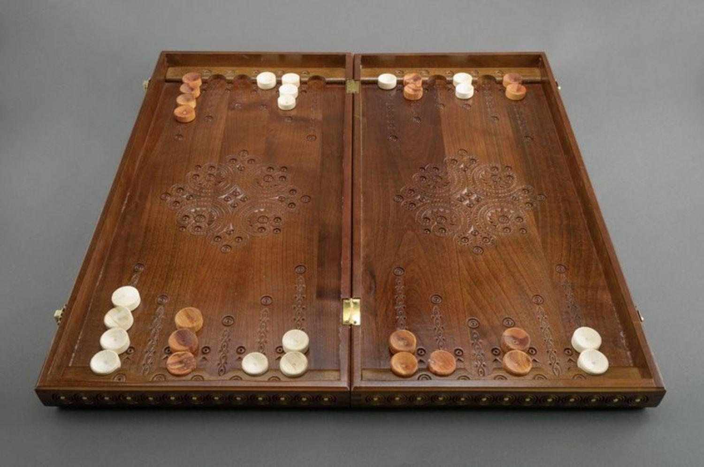 Desktop game Backgammon photo 3