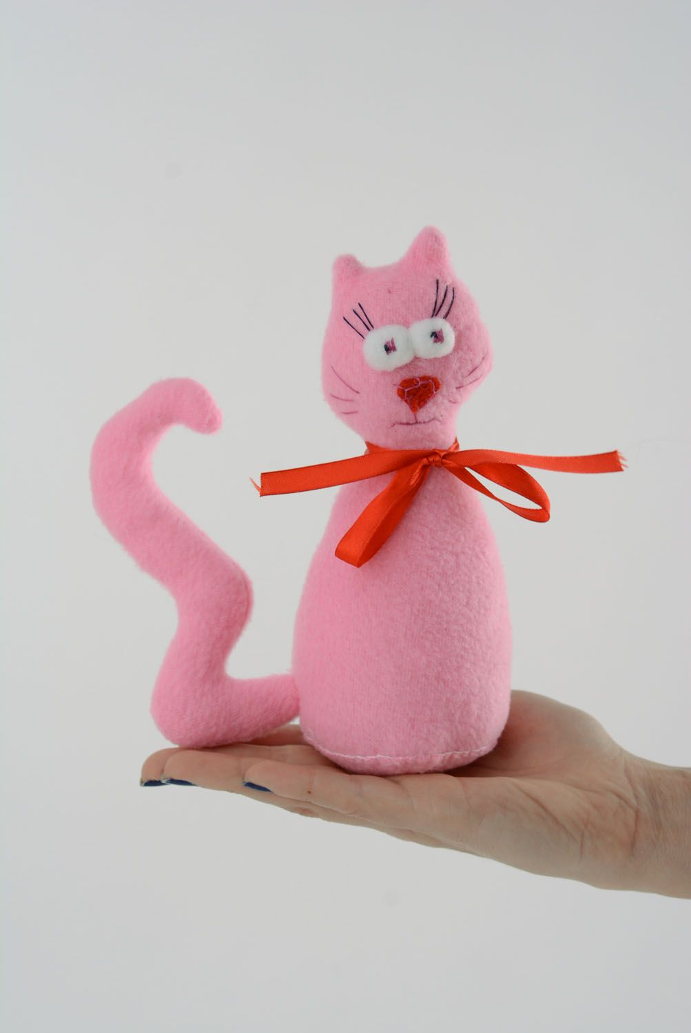 Flavored soft toy Cat photo 4
