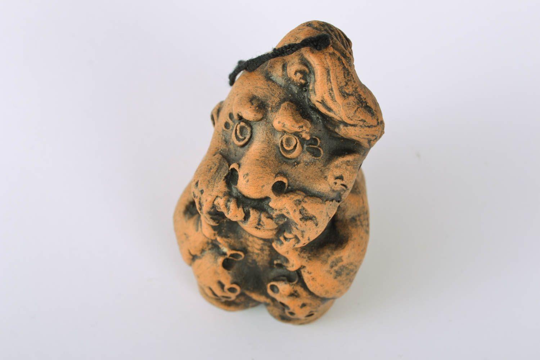 Designer ceramic bell Cossack photo 1