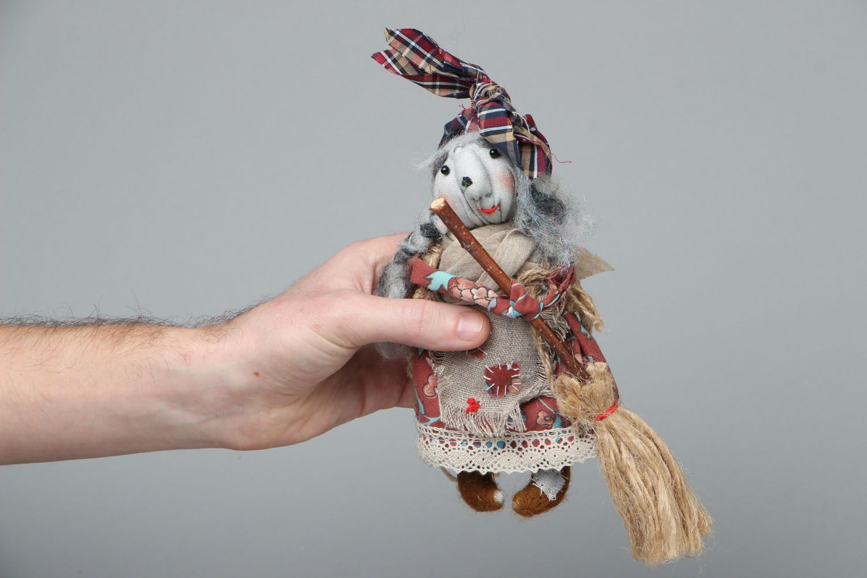 Как сделать куклу Баба Яга своими руками 83