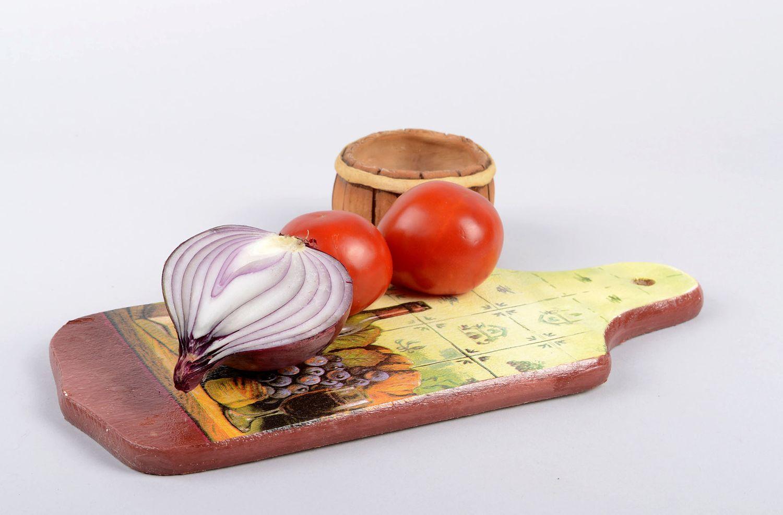 MADEHEART > Planche à découper fait main Ustensile de cuisine ...