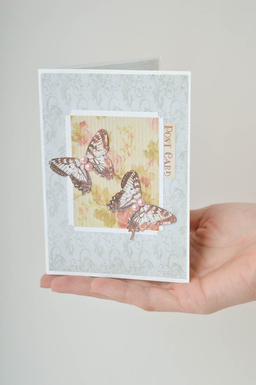 Handmade greeting card unique gifts souvenir ideas designer postcards photo 5
