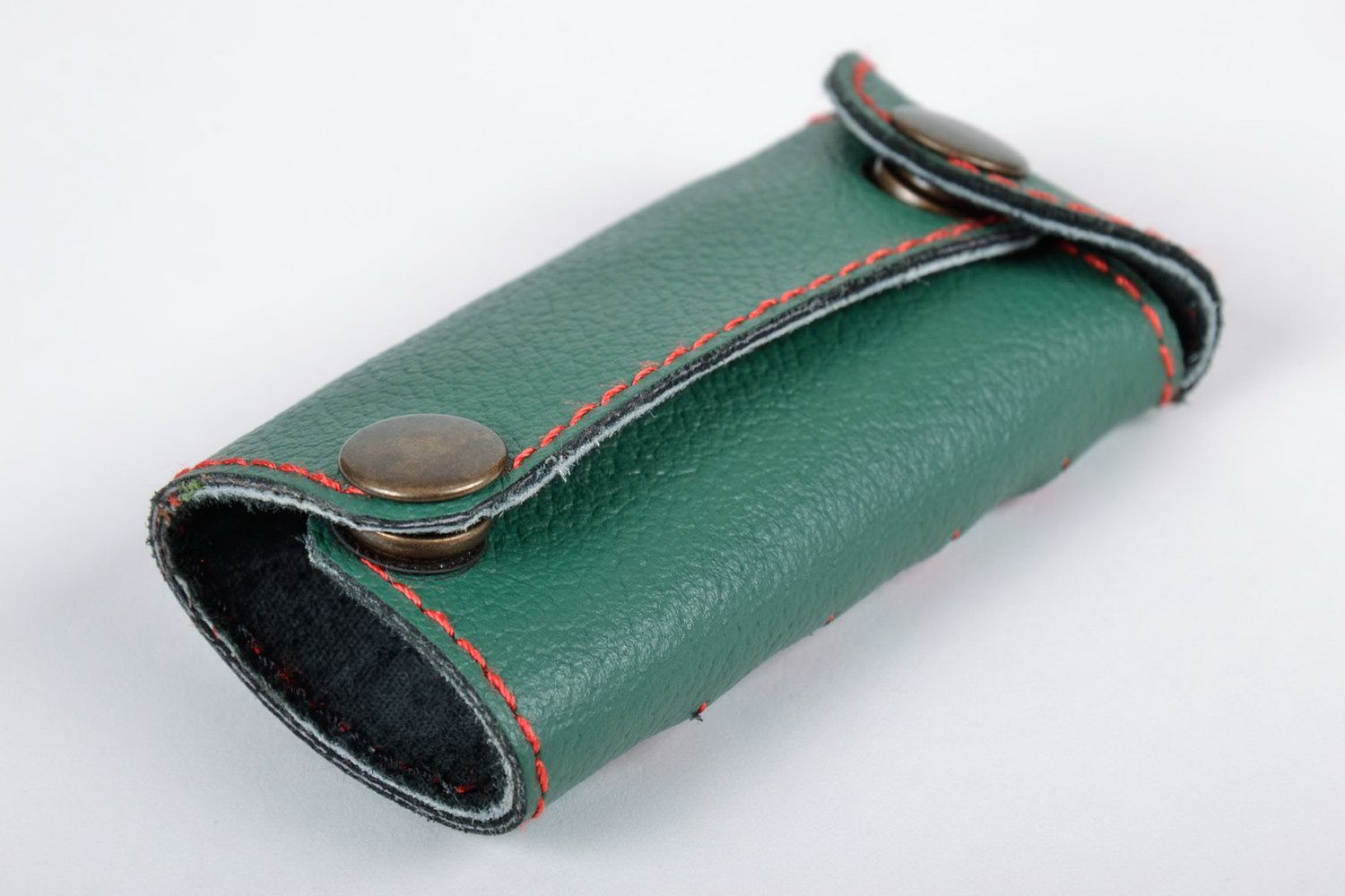 purses Key holder made from genuine leather - MADEheart.com