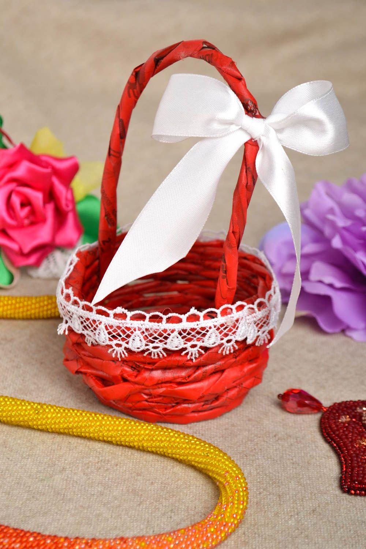 paper product madeheart com handmade craft ideas gift baskets woven newspaper basket decor decorative img en