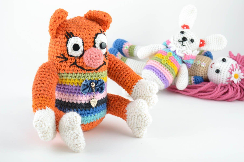 Вязание красивые игрушки 14