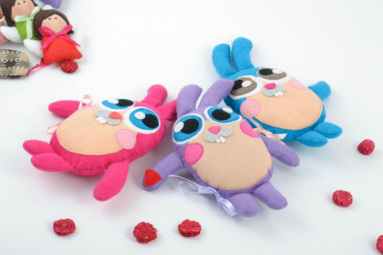 Игрушки для детей своими руками из ткани выкройки 915