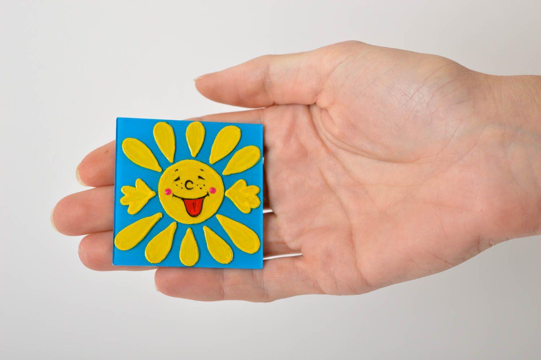 Bright handmade fridge magnet souvenir magnet modern kitchen decorative use only photo 5