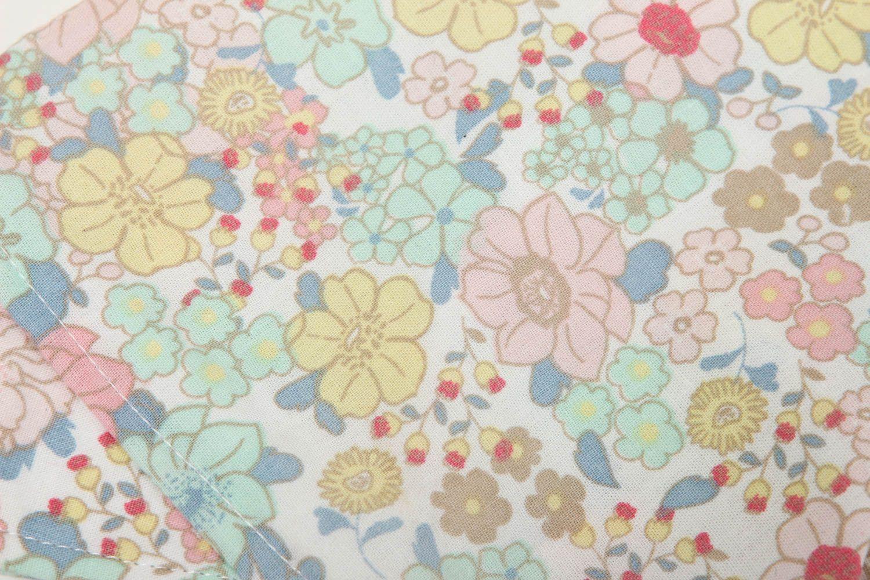 Детская бандана хэнд мэйд детский головной убор цветочная бандана на резинке фото 3