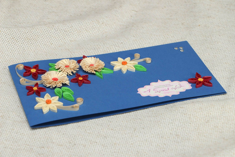 Handmade greeting card photo 3