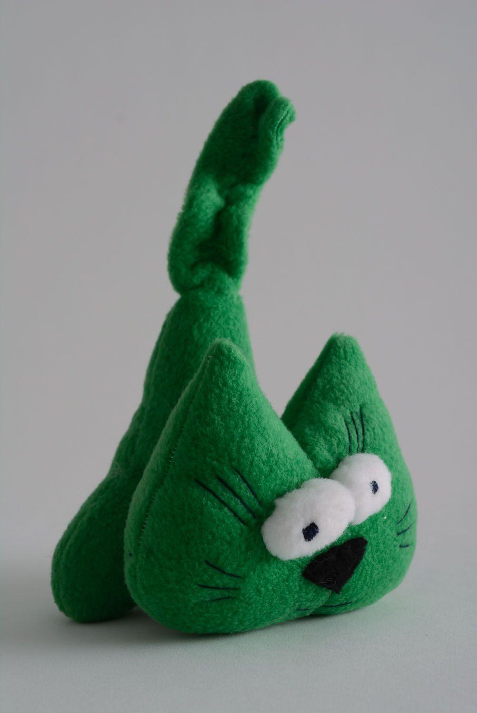 Fleece soft toy Kitten photo 1