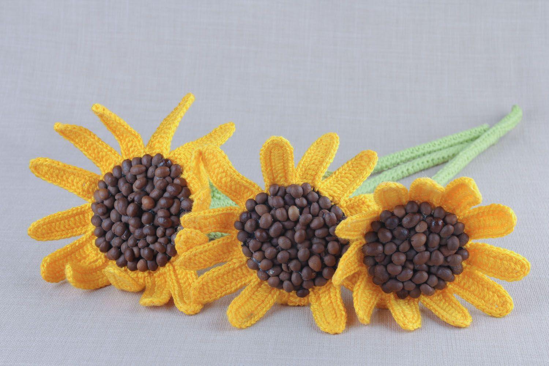 Artificial flowers for interior design  photo 1