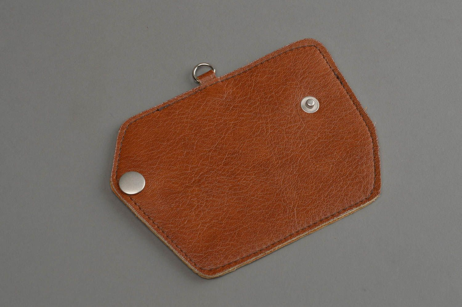 purses Beautiful handmade leather key case unusual key purse fashion leather accessory - MADEheart.com