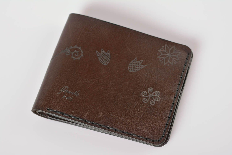 aa50e7b12a04 porte-monnaie Portefeuille en cuir fait main Maroquinerie Cadeau original  avec gravure - MADEheart.