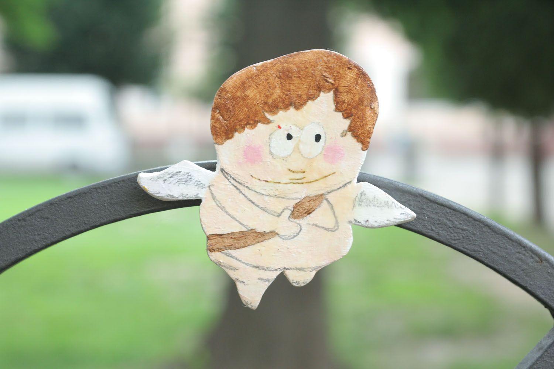 Fridge magnet Little Angel photo 1