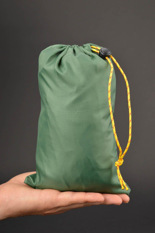 hangers and Coat Racks Handmade hammock tourist equipment present for men green hammock gift for guy - MADEheart.com