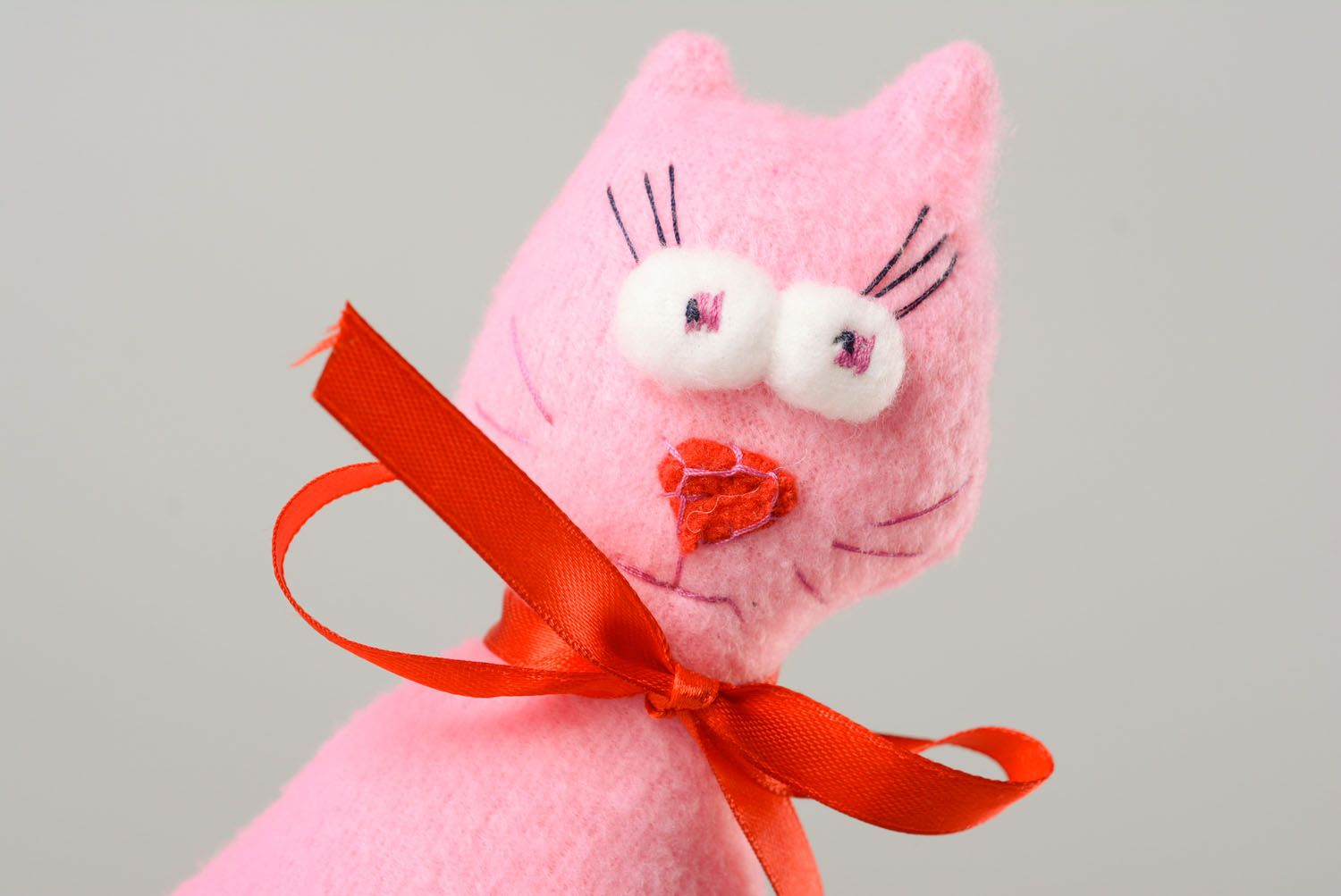 Flavored soft toy Cat photo 2