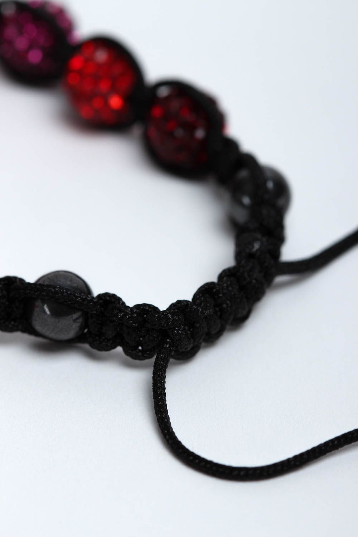 Beaded jewelry handmade woven bracelet vintage bracelet fashion bijouterie photo 4