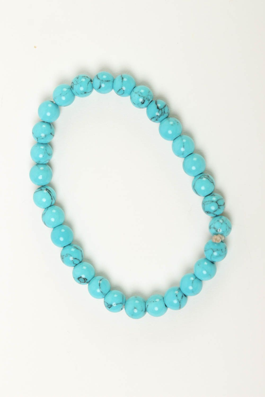 Stylish handmade beaded bracelet gemstone bracelet fashion trends for girls photo 2