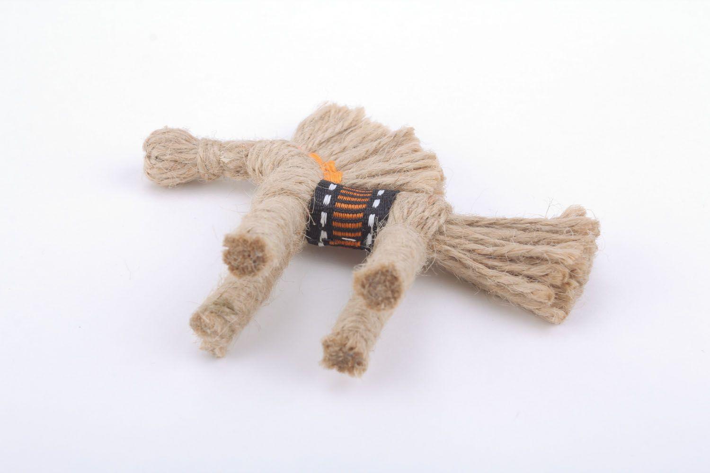 Ethnic woven toy photo 1