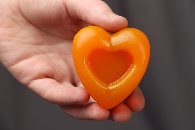 Natural soap Beloved Heart photo 3