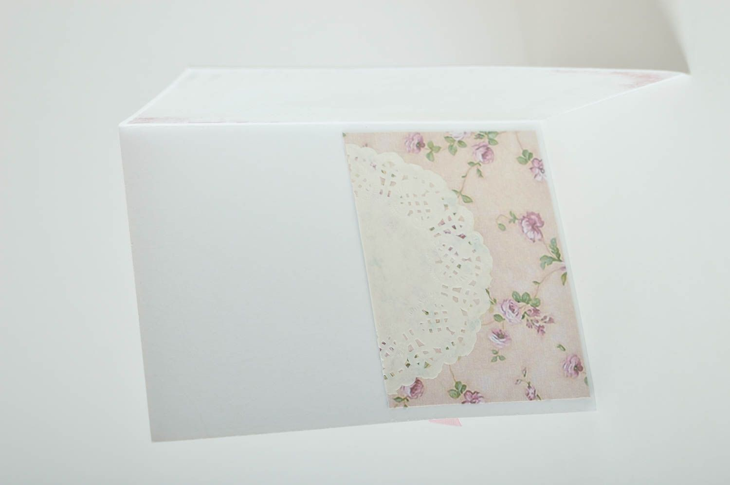 Handmade gifts greeting card thank you card souvenir ideas gifts for girls photo 3