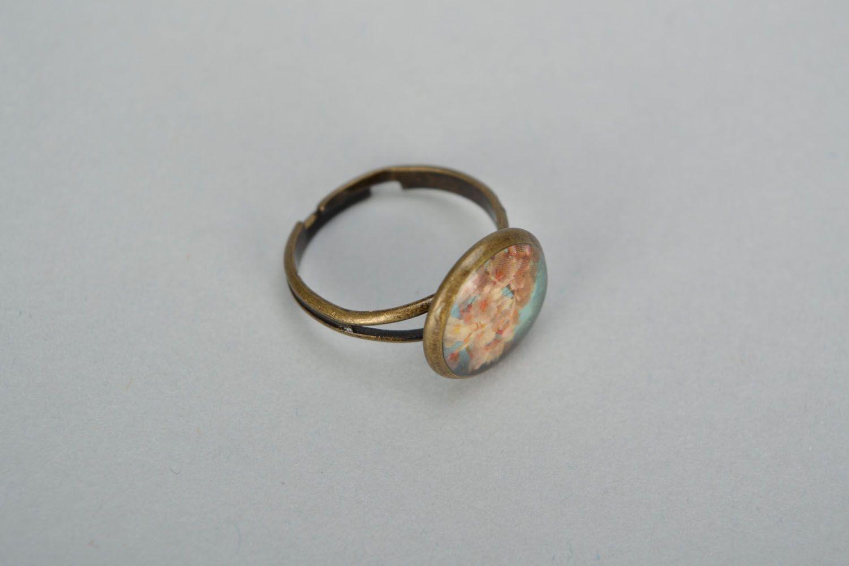 Homemade round ring photo 2