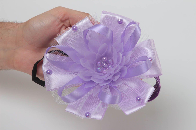 los accesorios infantiles Banda para el cabello artesanal regalo para niñas adorno para el pelo color