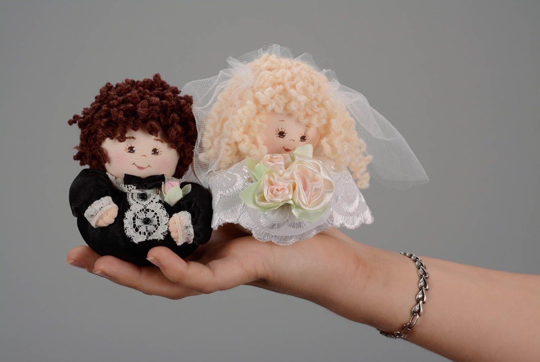 Couple of Wedding Toys Angels photo 1