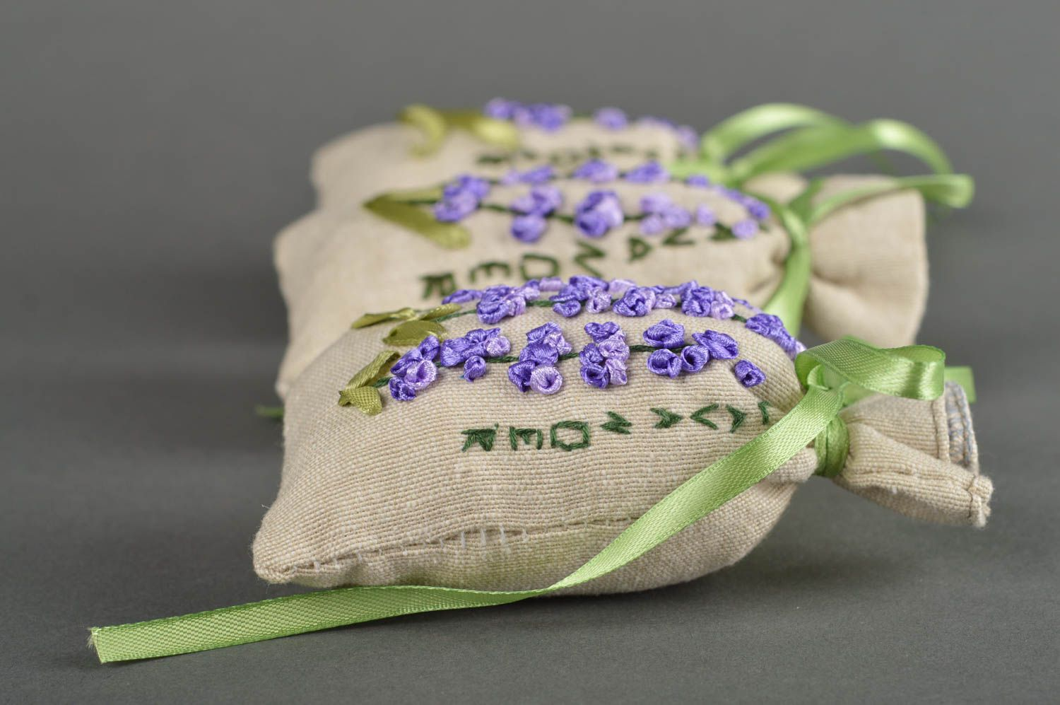 Handmade bags for aromatic sachets bags for gifts decorative use only photo 2