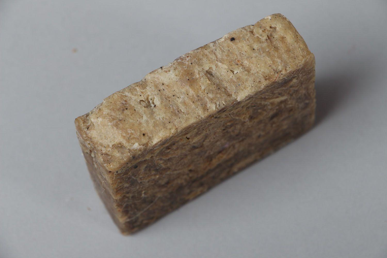 Homemade soap-shampoo photo 2