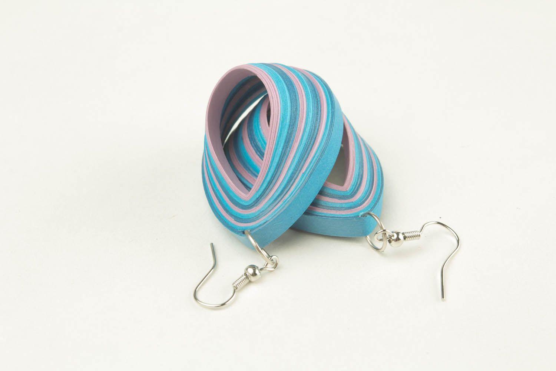 Earrings Sea Wave photo 3