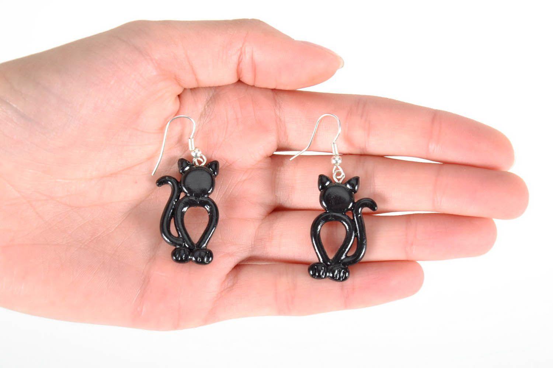 polymer clay earrings Earrings