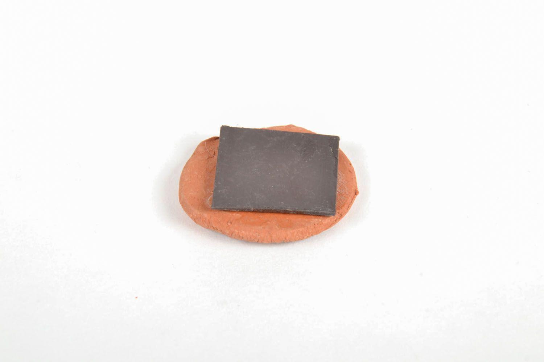 Ceramic fridge magnet Libra photo 4