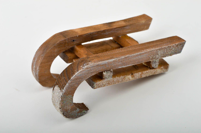 MADEHEART > Kleine Holz Figur handgemachte Deko Weihnachten ...