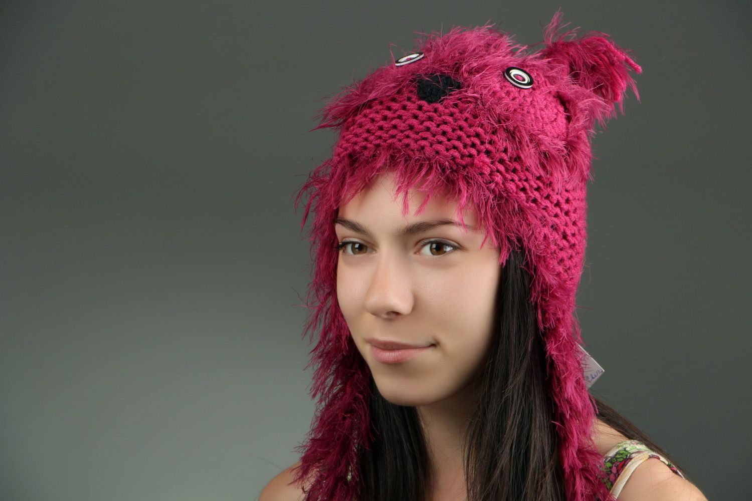 headwear Child's knitted hat