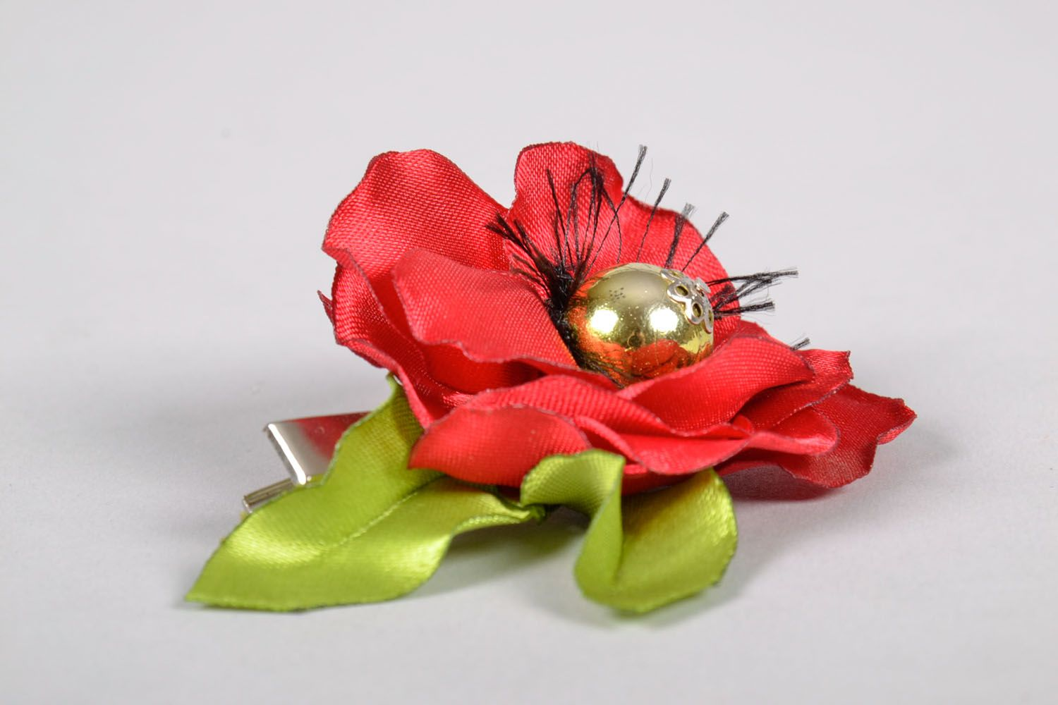Hair clip Poppy photo 4
